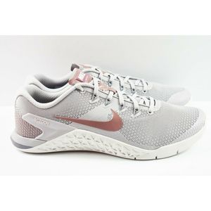 Nike Metcon 4 XD Cross Training Shoes Men Size 11 GrayWhite